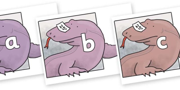Phase 2 Phonemes on Komodo Dragon to Support Teaching on The Great Pet Sale - Phonemes, phoneme, Phase 2, Phase two, Foundation, Literacy, Letters and Sounds, DfES, display