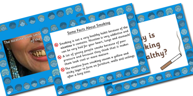 Anti-Smoking Information PowerPoint - anti-smoking, smoking, anti-smoking powerpoint, smoking powerpoint, powerpoint about smoking, healthy living