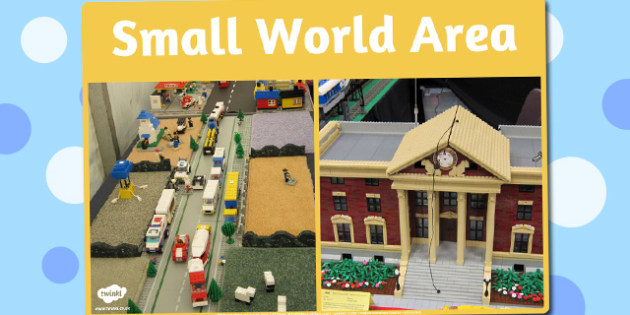 Small World Area Photo Sign - small world, area, photo, sign