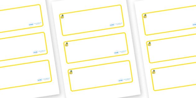 Marula Themed Editable Drawer-Peg-Name Labels (Blank) - Themed Classroom Label Templates, Resource Labels, Name Labels, Editable Labels, Drawer Labels, Coat Peg Labels, Peg Label, KS1 Labels, Foundation Labels, Foundation Stage Labels, Teaching Label
