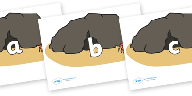 Phase 2 Phonemes on Caves - Phonemes, phoneme, Phase 2, Phase two, Foundation, Literacy, Letters and Sounds, DfES, display