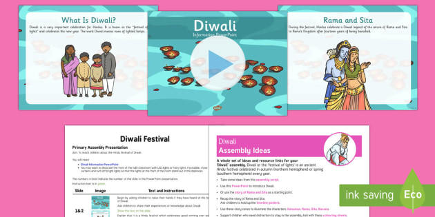 Diwali Assembly Resource Pack-Australia