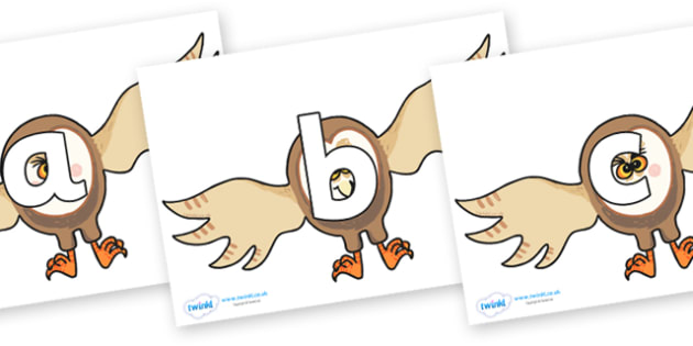 Phoneme Set on Hullabaloo Owl to Support Teaching on Farmyard Hullabaloo - Phoneme set, phonemes, phoneme, Letters and Sounds, DfES, display, Phase 1, Phase 2, Phase 3, Phase 5, Foundation, Literacy