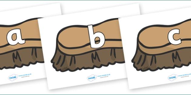 Phoneme Set on Brush - Phoneme set, phonemes, phoneme, Letters and Sounds, DfES, display, Phase 1, Phase 2, Phase 3, Phase 5, Foundation, Literacy