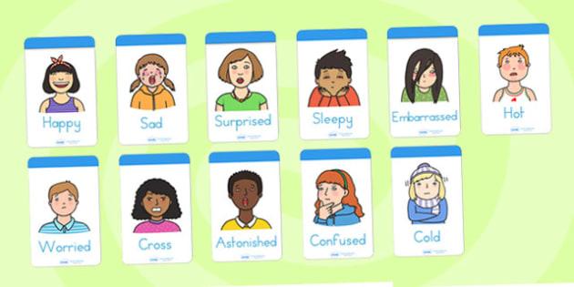Ourselves Flashcards - ourselves, flashcards, word cards, myself