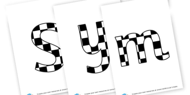 Symmetry - display lettering - Symmetry Primary Resources, symmetrical, shapes, shape, spaces