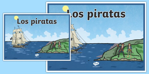 Cartel Los piratas
