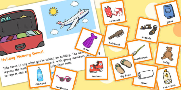 Holiday Memory Game - games, activity, activities, remember