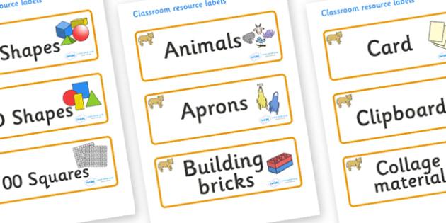 Lion Cub Themed Editable Classroom Resource Labels - Themed Label template, Resource Label, Name Labels, Editable Labels, Drawer Labels, KS1 Labels, Foundation Labels, Foundation Stage Labels, Teaching Labels, Resource Labels, Tray Labels, Printable