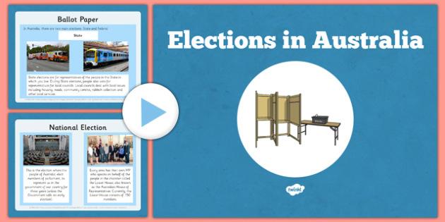 Elections in Australia - Federal, Election, 2016 Election, Australian Politics, Voting, Parties, Democracy, Australian Curriculum, History
