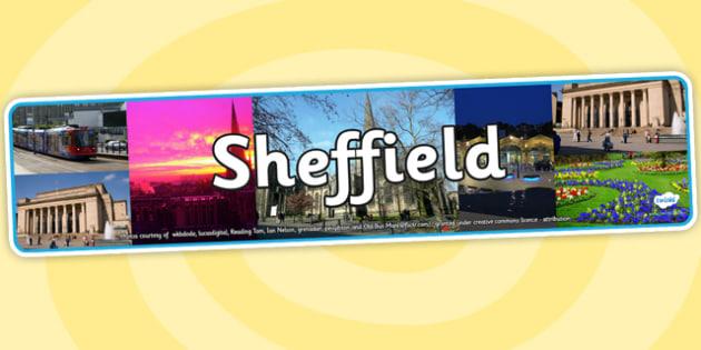 Sheffield Photo Display Banner - sheffield, sheffield display banner, display banner, sheffield city display, sheffield display, sheffield city