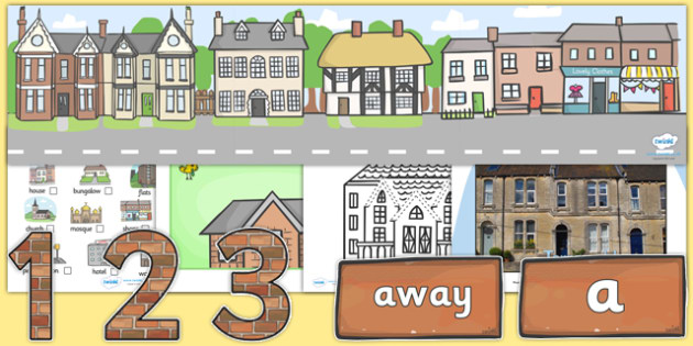 EYFS Houses and Homes Lesson Plan, Enhancement Ideas and Resources Pack
