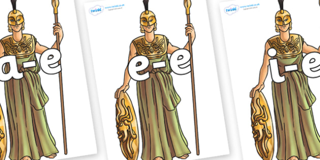 Modifying E Letters on Athena - Modifying E, letters, modify, Phase 5, Phase five, alternative spellings for phonemes, DfES letters and Sounds