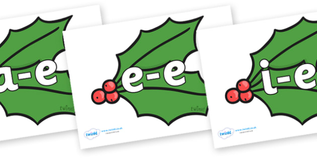 Modifying E Letters on Holly - Modifying E, letters, modify, Phase 5, Phase five, alternative spellings for phonemes, DfES letters and Sounds