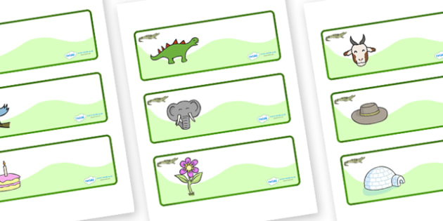Crocodile Themed Editable Drawer-Peg-Name Labels - Themed Classroom Label Templates, Resource Labels, Name Labels, Editable Labels, Drawer Labels, Coat Peg Labels, Peg Label, KS1 Labels, Foundation Labels, Foundation Stage Labels, Teaching Labels