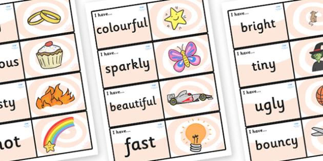 Wow Words Loop Cards - wow, words, loop, cards, loop cards, games, activities, literacy, matching game, loop games, words, literacy, literacy games