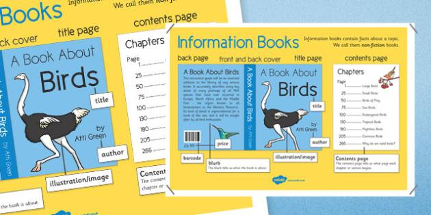 Information Book Display Poster - information book, display poster, display, poster, information, book
