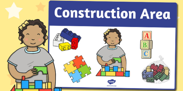 Construction Area Sign - area, sign, area sign, construction