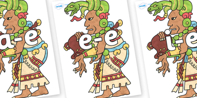 Modifying E Letters on Ix Chel - Modifying E, letters, modify, Phase 5, Phase five, alternative spellings for phonemes, DfES letters and Sounds