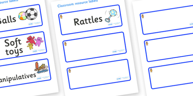 Welcome to our class - Teddy Bear Themed Editable Additional Resource Labels - Themed Label template, Resource Label, Name Labels, Editable Labels, Drawer Labels, KS1 Labels, Foundation Labels, Foundation Stage Labels, Teaching Labels, Resource Label