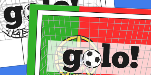 Portugal Goal Display Poster - display, poster, goal, portugal