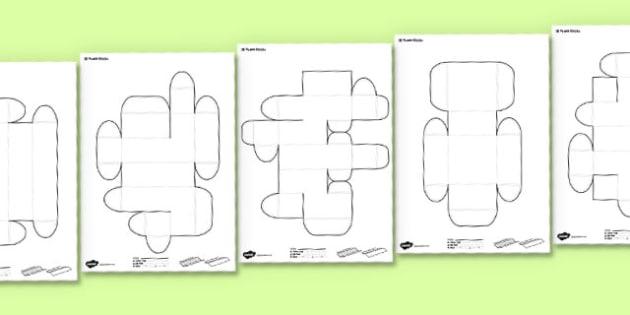 3D Puzzle Blocks - 3d puzzle, blocks, 3d, puzzle, game, activity