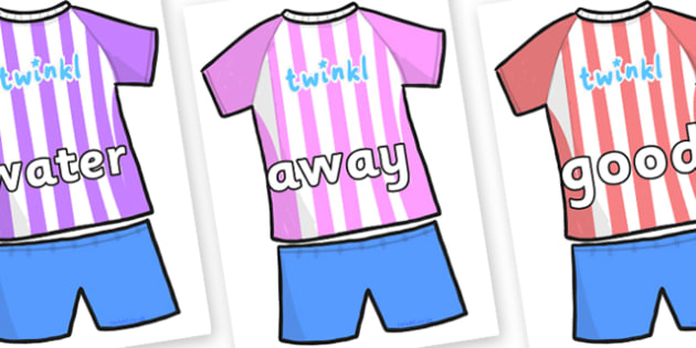 Next 200 Common Words on Football Strip - Next 200 Common Words on  - DfES Letters and Sounds, Letters and Sounds, Letters and sounds words, Common words, 200 common words