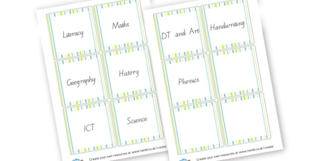 Folder Covers - Book Labels Primary Resources - pupil, folder labels, book covers