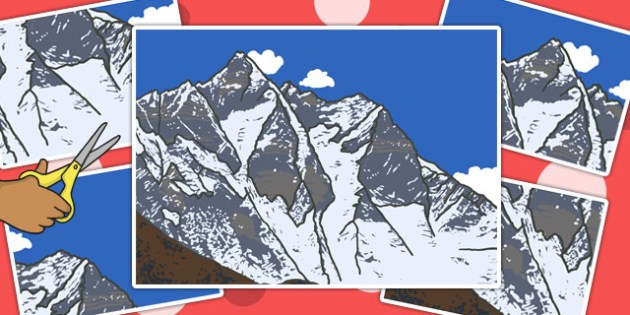 Large A2 Mountain Background - mountain, background, a2, large