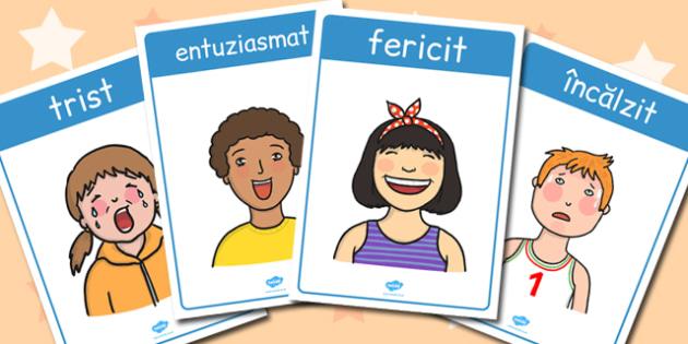 Emoții șă expresii faciale - Postere - emoții, dezvoltare personală, frică, inteligență emoțională, poster, romanian, expresii faciale, materiale, materiale didactice, română, romana, material, material didactic