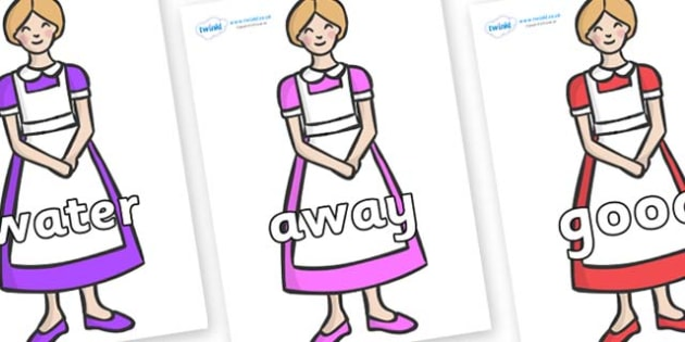 Next 200 Common Words on Maids - Next 200 Common Words on  - DfES Letters and Sounds, Letters and Sounds, Letters and sounds words, Common words, 200 common words