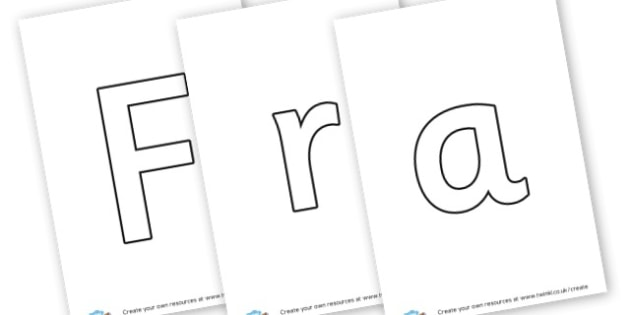 Fractions - display lettering - Fractions Primary Resources, numeracy, fraction, half, quarter