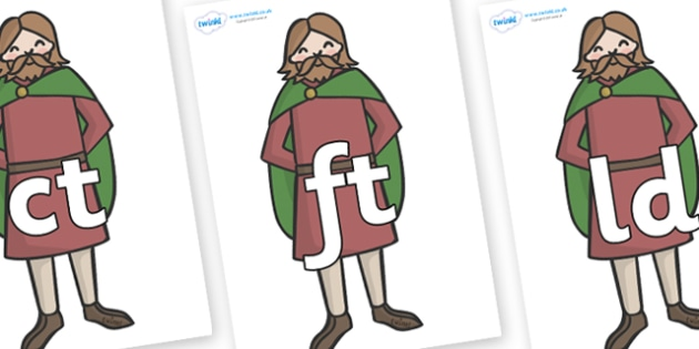 Final Letter Blends on Britons - Final Letters, final letter, letter blend, letter blends, consonant, consonants, digraph, trigraph, literacy, alphabet, letters, foundation stage literacy