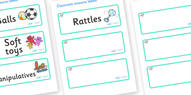 Raccoon Themed Editable Additional Resource Labels - Themed Label template, Resource Label, Name Labels, Editable Labels, Drawer Labels, KS1 Labels, Foundation Labels, Foundation Stage Labels, Teaching Labels, Resource Labels, Tray Labels, Printable