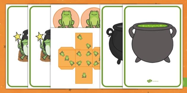 Frog in a Bog Game