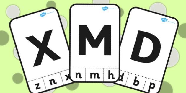 Capital Letter Recognition Peg Activity - capital, letter, peg