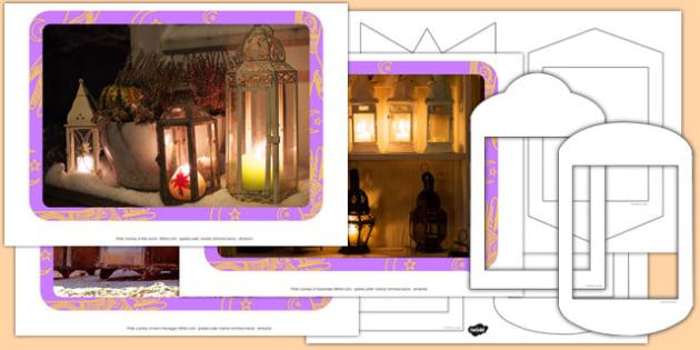Fanoos Lantern Resource Pack - fanoos, lantern, resource pack