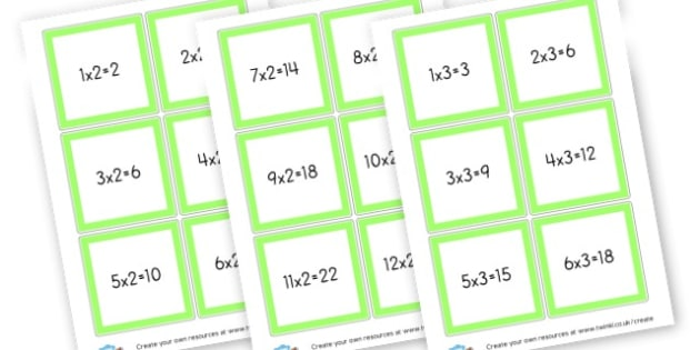 2,3,4,5,10 times tables - Times Tables Primary Resources, multiply, times, number of, games, Times, Table, Tabe
