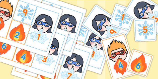 Superheroes KS1 Number Bonds to 10 - numeracy, numbers, bond