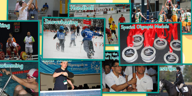 Special Olympics Display Photos - special, olympics, display