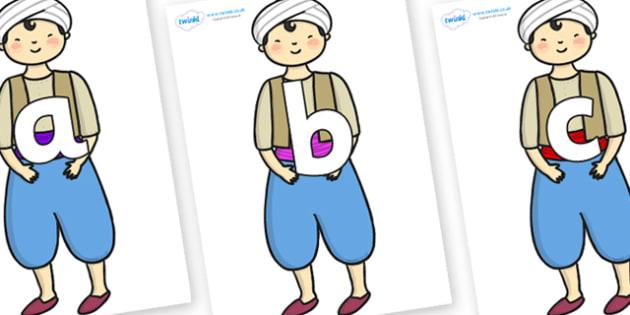 Phoneme Set on Aladdin - Phoneme set, phonemes, phoneme, Letters and Sounds, DfES, display, Phase 1, Phase 2, Phase 3, Phase 5, Foundation, Literacy