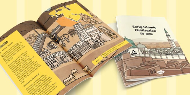Early Islamic Civilisation eBook - ebook, e-book, islamic, early