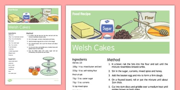 Elderly Care St David's Day Food Recipe - Elderly, Reminiscence, Care Homes, St. David's Day