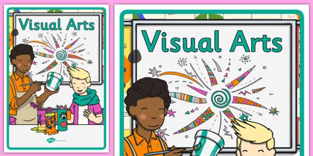 Australian Curriculum Visual Arts Book Cover - topic, art, painting, design