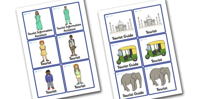 New Delhi Tourist Information Office Role Play Badges - new delhi, tourist information, office, role play, badges, new delhi role play, new delhi badges