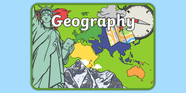 Geography A4 Display Poster - geography, a4, display poster, display, poster