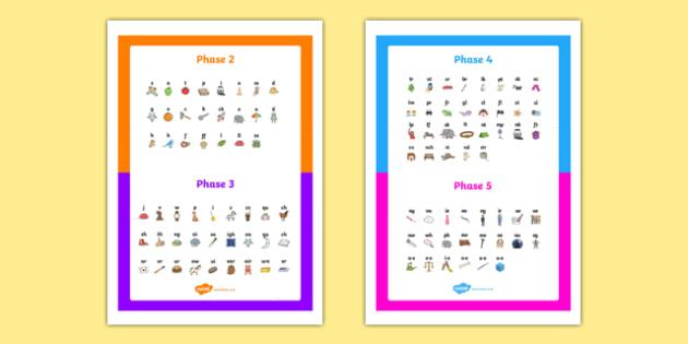 A4 Phase 2 5 Display Poster - phase, A4, phase display, poster