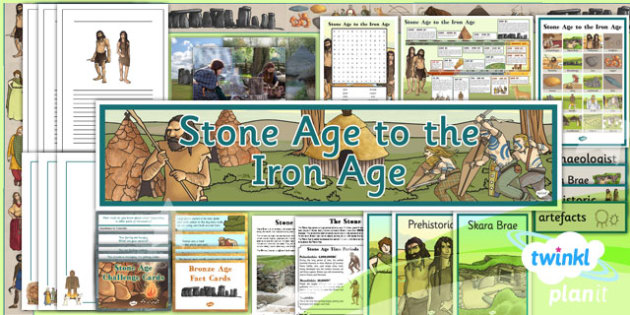 PlanIt - History UKS2 - Stone Age to the Iron Age Unit Additional Resources