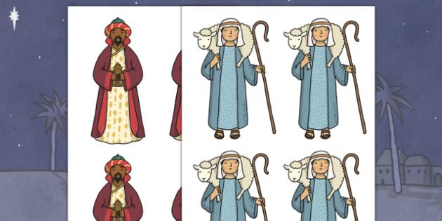 Christmas Editable Nativity Images - editable, image, editable image, nativity, editable nativity, editable nativity images, editable picture, editable display image, display, display picture