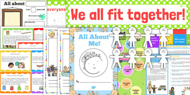 EYFS Getting to Know Your New Class Pack - eyfs, know, class